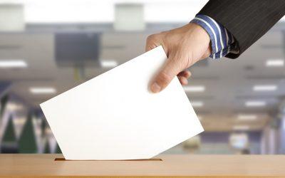 Elecciones para 2019- Cronograma