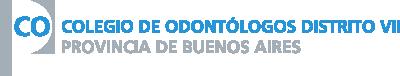 Colegio de Odontólogos Distrito VII - Pcia. de Bs As.