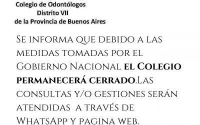 Informe Oficial sobre COVID-19 Cuarentena Obligatoria